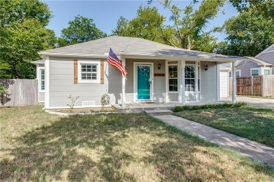 Tarrant County Single Family Home For Sale: 2812 East Lane
