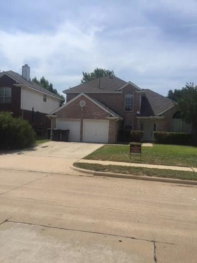 Collin County Single Family Home For Sale: 4804 Thorntree Drive