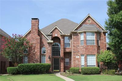 Coppell Residential Lease For Lease: 693 Nottingham Drive