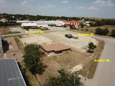Parker County Commercial Lots & Land For Sale: 105 Austin Street