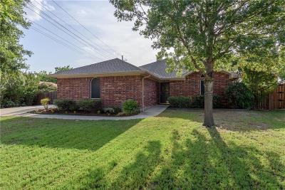 Denton TX Single Family Home For Sale: $209,900
