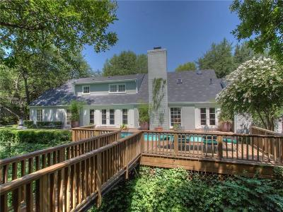Westover Hills Single Family Home Active Option Contract: 1905 Indian Creek Drive