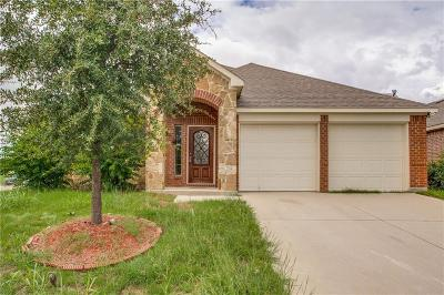 Grand Prairie Single Family Home Active Option Contract: 2760 Furlong Drive