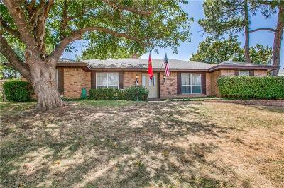 Tarrant County Single Family Home For Sale: 1010 Shelley Court