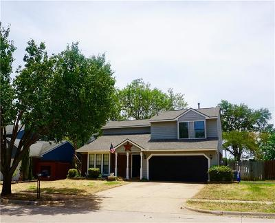Corinth Single Family Home For Sale: 3183 Meadowview Drive