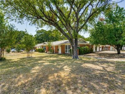 Hurst Single Family Home For Sale: 741 Briarwood Lane