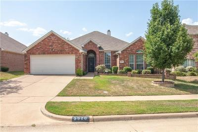 Grand Prairie Single Family Home For Sale: 5920 Silver Sage Lane