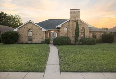 Richardson Single Family Home For Sale: 3303 N Spring Drive