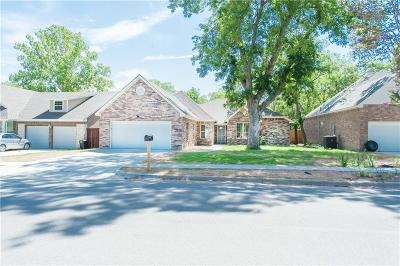 White Settlement Single Family Home Active Option Contract: 405 Mirike Drive