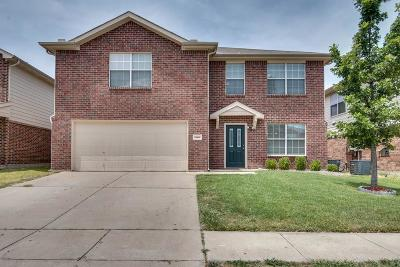 Fort Worth Single Family Home For Sale: 10409 Bear Hollow Drive