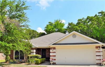 Weatherford Single Family Home For Sale: 525 Sweetwater Drive