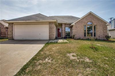 Fort Worth Single Family Home For Sale: 8113 Southbrook Circle