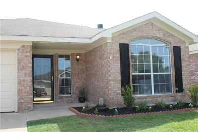 Fort Worth Single Family Home For Sale: 1900 Canyon Ridge Street