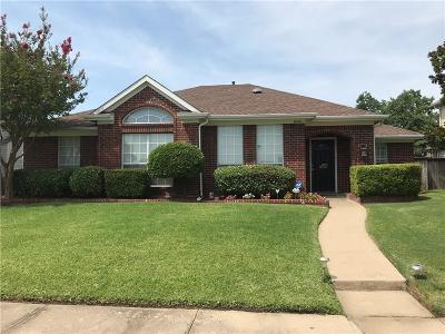 Rowlett Single Family Home For Sale: 8402 Hartford Drive