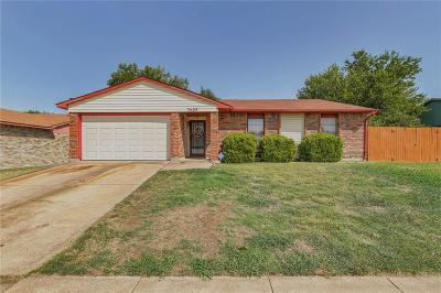 Fort Worth Single Family Home For Sale: 7405 Marrs Drive