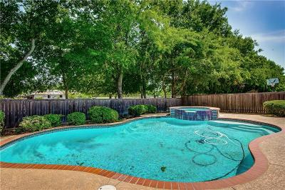 Allen Single Family Home For Sale: 1013 Larkspur Drive