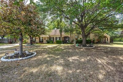 North Richland Hills Single Family Home For Sale: 6432 Diamond Loch N