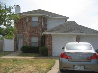 Fort Worth Single Family Home For Sale: 4673 Feathercrest Drive