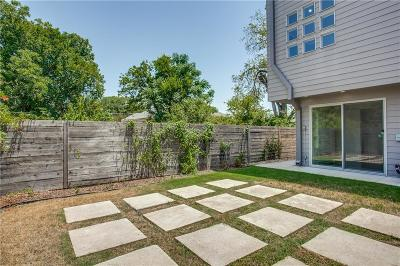 Dallas Townhouse For Sale: 1213 Silver Mill Drive