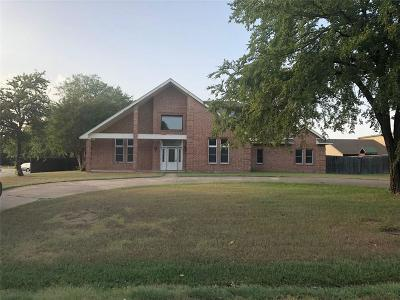 Grand Prairie Single Family Home For Sale: 2322 Sunnyvale Road