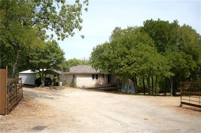Fort Worth Single Family Home For Sale: 9490 Lechner Road