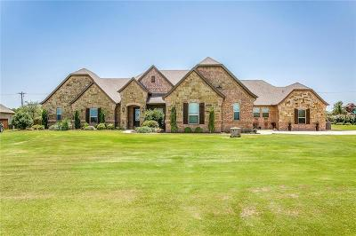 Aledo Single Family Home For Sale: 191 Timberland Lane