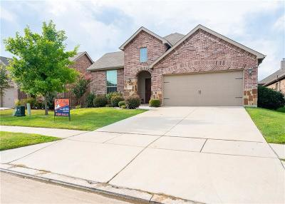 Little Elm Single Family Home For Sale: 1717 Rosson Road