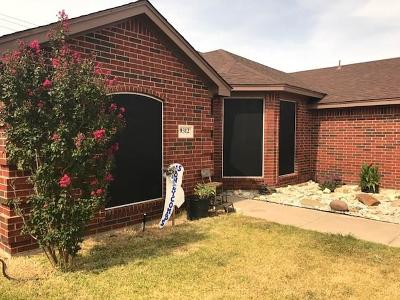 Single Family Home For Sale: 9312 Lisa Court