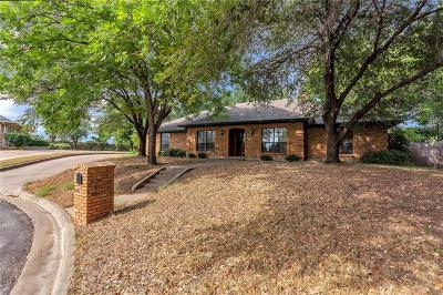 Fort Worth Single Family Home For Sale: 5008 Lake View Circle
