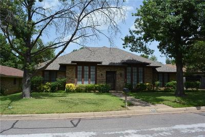 Tarrant County Single Family Home For Sale: 4111 Stonewick Drive