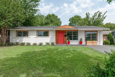 Dallas County Single Family Home For Sale: 2705 Dewitt Street