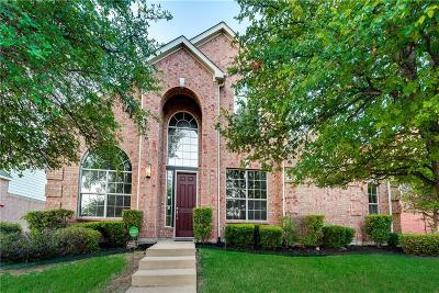 Allen Single Family Home For Sale: 1914 Edgehill Drive
