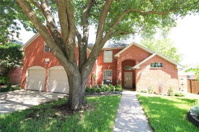 Grapevine Single Family Home For Sale: 2124 Idlewood Drive