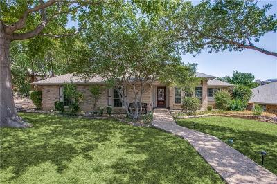 Carrollton Single Family Home For Sale: 1608 Railhead Place