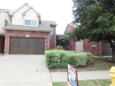 Coppell Townhouse Active Option Contract: 1072 Colonial Drive