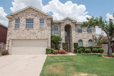 Tarrant County Single Family Home For Sale: 903 Telluride Drive