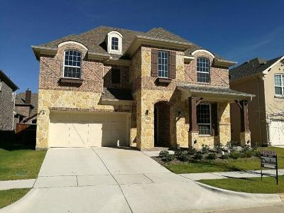 Mckinney Single Family Home For Sale: 6117 S Pete Dye Road N