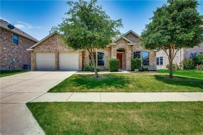 Prosper Single Family Home For Sale: 5721 Crestwood Drive