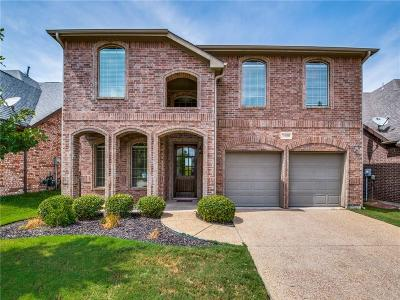 Little Elm Single Family Home For Sale: 15208 Mount Evans Drive