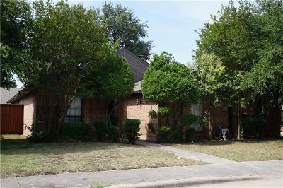 Dallas Single Family Home For Sale: 4316 Windward Circle