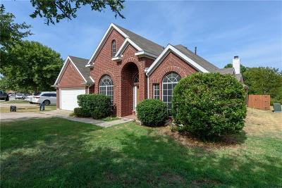 Denton County Single Family Home For Sale: 6913 Riverchase Trail