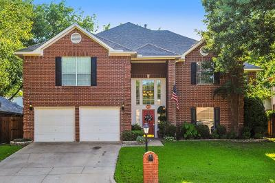 Arlington Single Family Home For Sale: 6016 Red Fern Drive