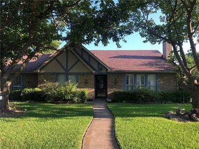 Single Family Home For Sale: 5510 Hidalgo Court