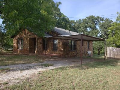 Graham Single Family Home For Sale: 2609 Old Bunger Road