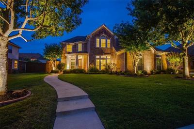 Collin County Single Family Home For Sale: 728 Morningside Trail