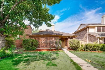 Carrollton Single Family Home Active Option Contract: 3011 Hyde Court