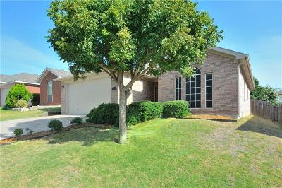 Fort Worth Single Family Home For Sale: 9916 Blue Bell Drive