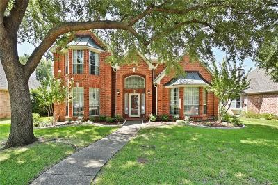 Single Family Home For Sale: 6308 Beacon Hill Drive