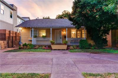 Fort Worth Single Family Home For Sale: 1320 Madeline Place
