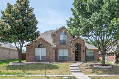Plano Single Family Home For Sale: 2440 Clear Field Drive